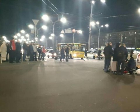 Жуткое ДТП с маршруткой в Киеве: открылись новые подробности и данные о пострадавших