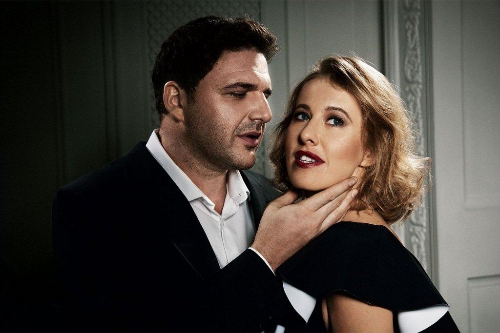 Собчак и Виторган официально заявили о разводе