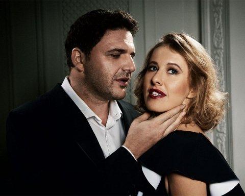 Собчак і Віторган офіційно заявили про розлучення