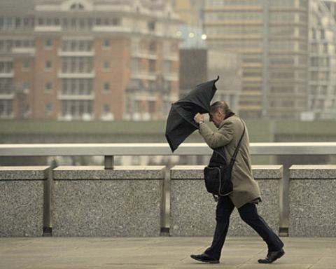 Ветер сбивает с ног: в Украине объявили штормовое предупреждение