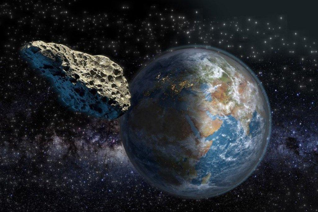 К Земле приближается опасный астероид: ученые показали видео