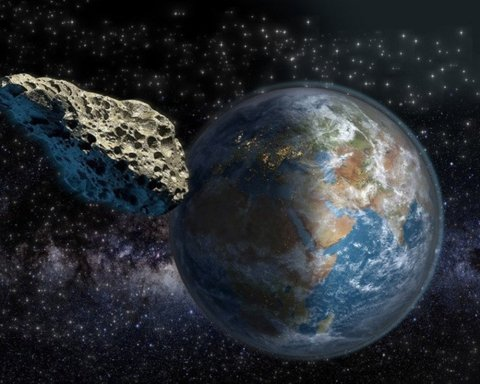 До Землі наближається небезпечний астероїд: вчені показали відео