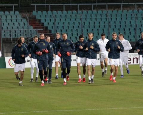 Люксембург — Украина: в сети появилось яркое фото команды Шевченко