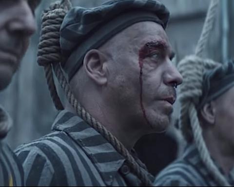 Rammstein презентовали долгожданный клип на песню Deutschland