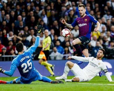Реал — Барселона 0:1: хроника класико в Примере, видео гола