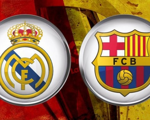 Реал — Барселона: яркие кадры подготовки команд к класико