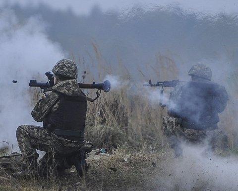 Останній вихід: бойовики, знищені на Донбасі, потрапили на відео