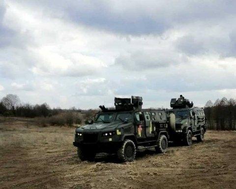В Україні випробували потужну військову техніку: опубліковано яскраві фото