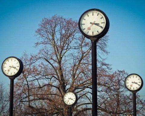 Когда переводят часы на летнее время в 2019 году