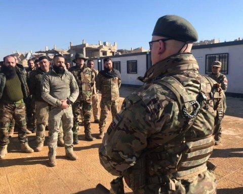 У Сирії помітили нову приватну військову компанію з російським і українським корінням