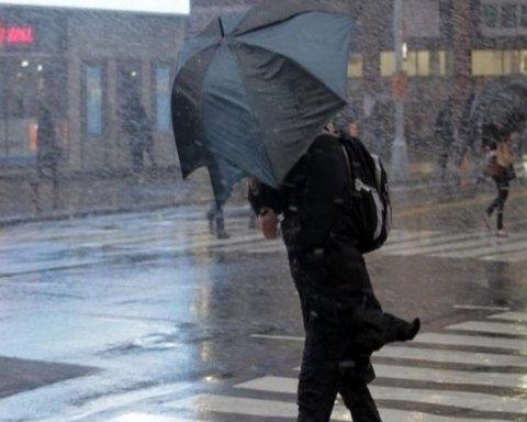 На Украину надвигается непогода: кому не повезет больше всего