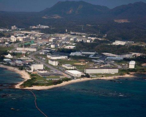 Неизвестные взорвали военную базу США в Японии: первые подробности