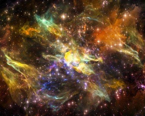 Как выглядит «черная дыра»: опубликовано уникальное фото