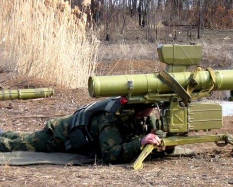 Бойовики злякалися потужної зброї ЗСУ: все потрапило на відео