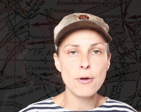 Скандальна російська співачка влаштувала істерику через Facebook і пригрозила війною