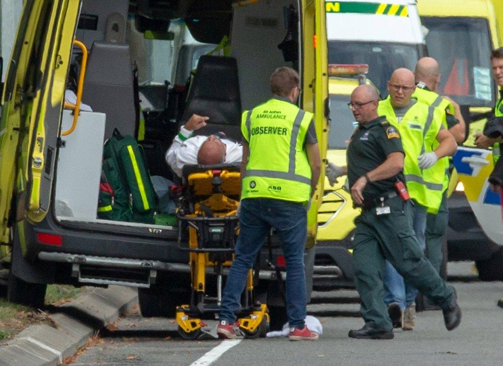 """Теракт у Новій Зеландії: журналіст вказав на """"російський слід"""""""