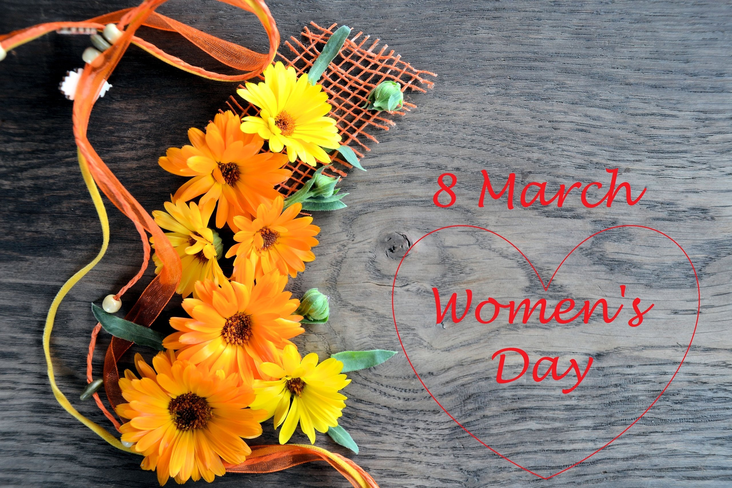 Вітання з 8 березня: кращі побажання і яскраві листівки