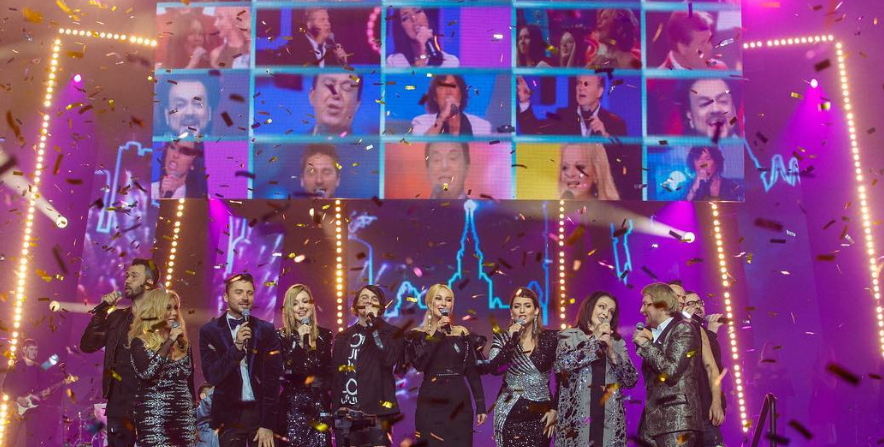 Ротару, Сердючка, Повалій та інші: українці виступили на скандальному концерті в Німеччині