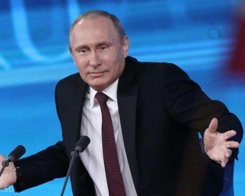 В Росії назвали те, без чого Путін ніколи не захопив би Крим і Донбас