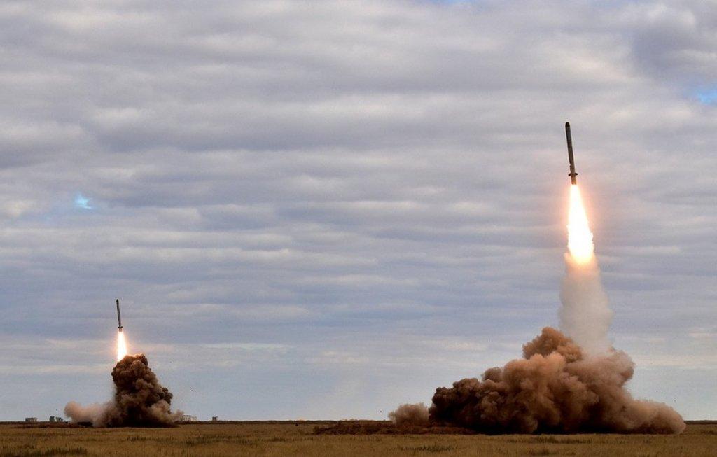 В Україні оцінили вірогідність ракетного удару по Москві