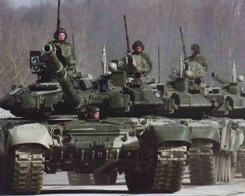 Ситуация напряженная: российские войска вошли в соседнюю страну