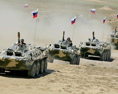 Вторжение российских войск в соседнюю страну: появились интересные фото и подробности