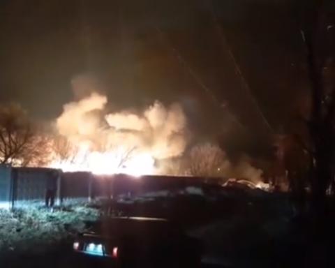 Взрывы в Кропивницком: появились данные о пострадавших и новые фото