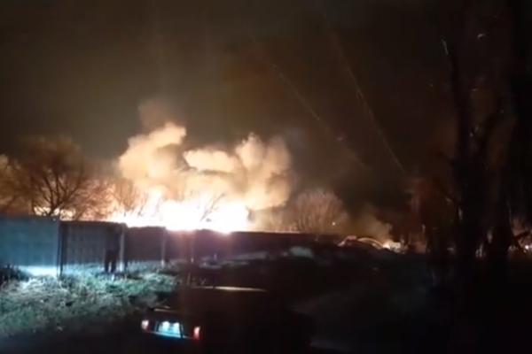 Вибухи в Кропивницькому: з'явилися дані про постраждалих і нові фото