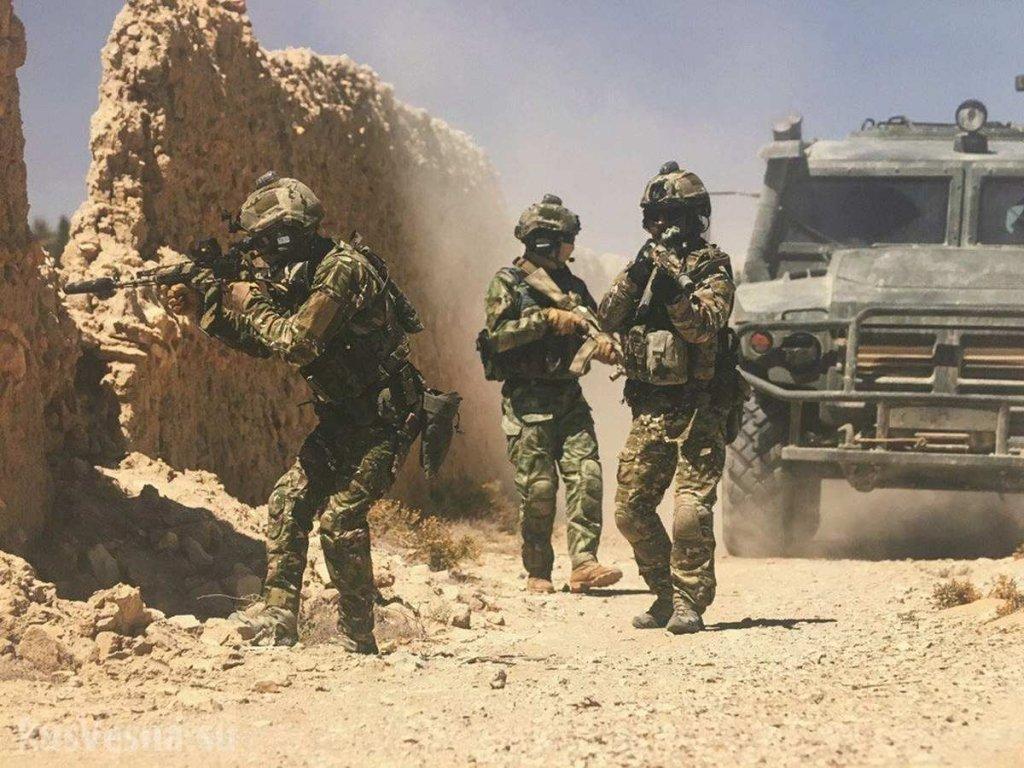 У Сирії знищили путінських солдатів: подробиці