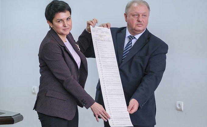 Вибори-2019: всі кандидати в президенти України