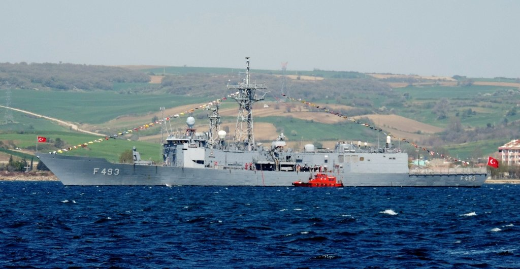 Кораблі НАТО увійшли в Чорне море: з'явилася реакція РФ