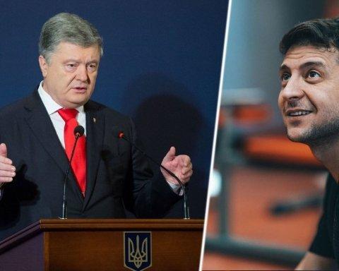 Зеленский или Порошенко: в соцсетях дали прогноз о победителе выборов президента Украины