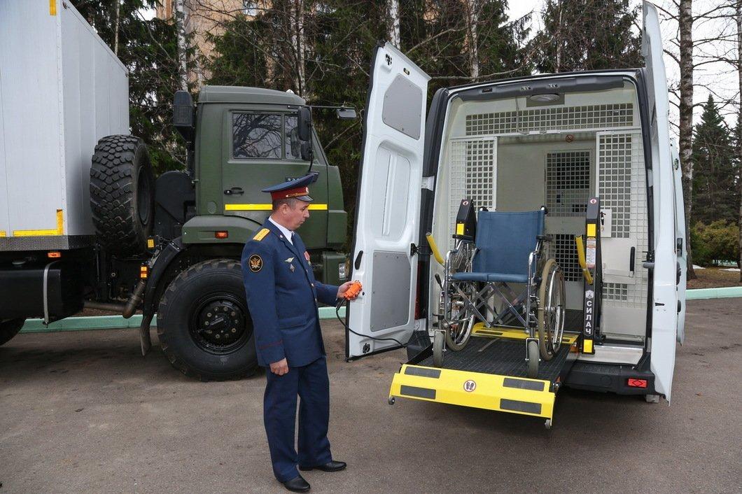 Путінські силовики готуються до арештів дітей та інвалідів: опубліковано фото