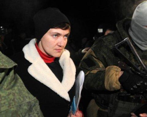 Началась истерика: всплыли интересные факты о поездке Савченко к Захарченко