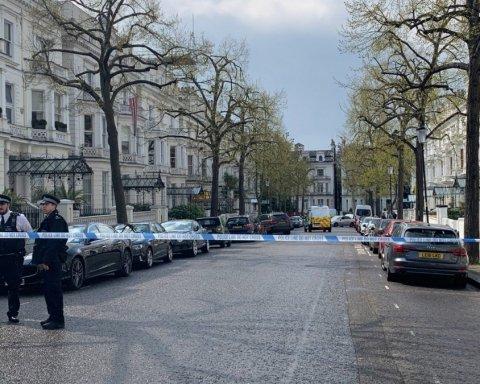Напад на посла України у Лондоні: поліція розкрила подробиці НП