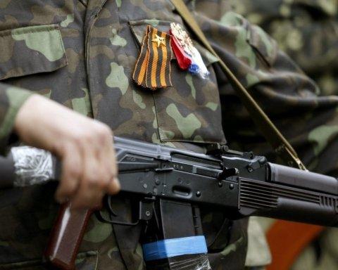 """У мережі показали відео, як бойовики """"ДНР"""" підірвались на міні"""