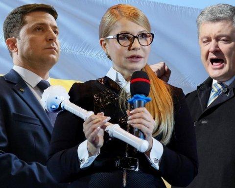 Зеленский сделал неожиданное предложение Тимошенко насчет дебатов: опубликовано видео