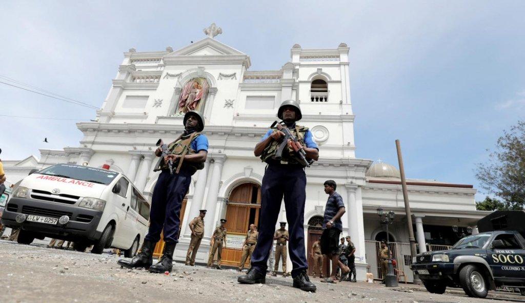 Христос у крові: з'явилися нові дані про загиблих і страшне фото зі Шрі-Ланки