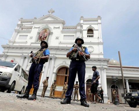Христос в крови: появились новые данные о погибших и страшное фото со Шри-Ланки