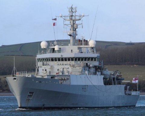 Помогать Украине: в Черное море вошел интересный корабль НАТО