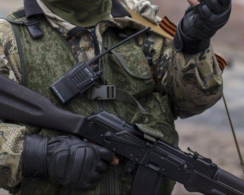 Українські бійці затримали диверсанта бойовиків на Донбасі: що про нього відомо
