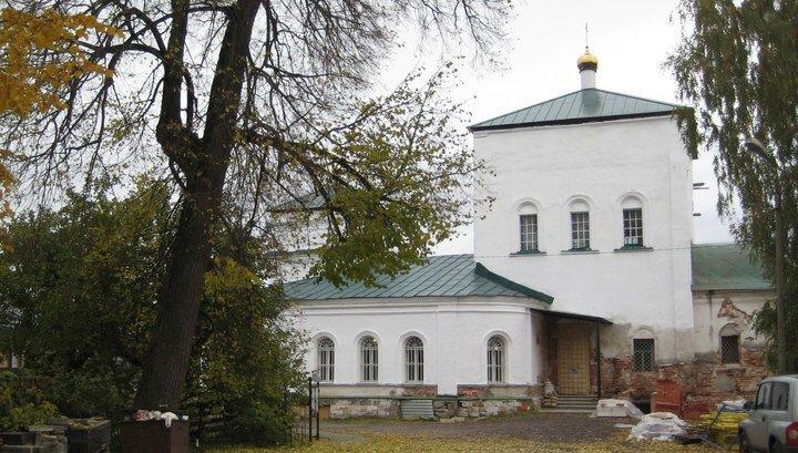 У Росії на Великдень згоріла церква: перші подробиці
