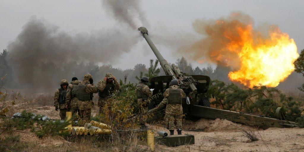 ЗСУ знищили позицію терористів на Донбасі влучним пострілом: відео