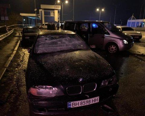 Під Одесою розстріляли інспекторів «Укртрансбезпеки»: всі подробиці та кадри