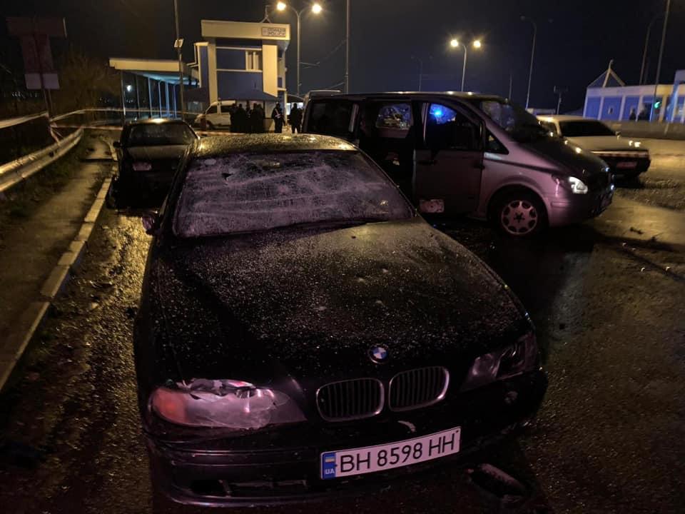 Под Одессой расстреляли инспекторов «Укртрансбезопасности»: все подробности и кадры