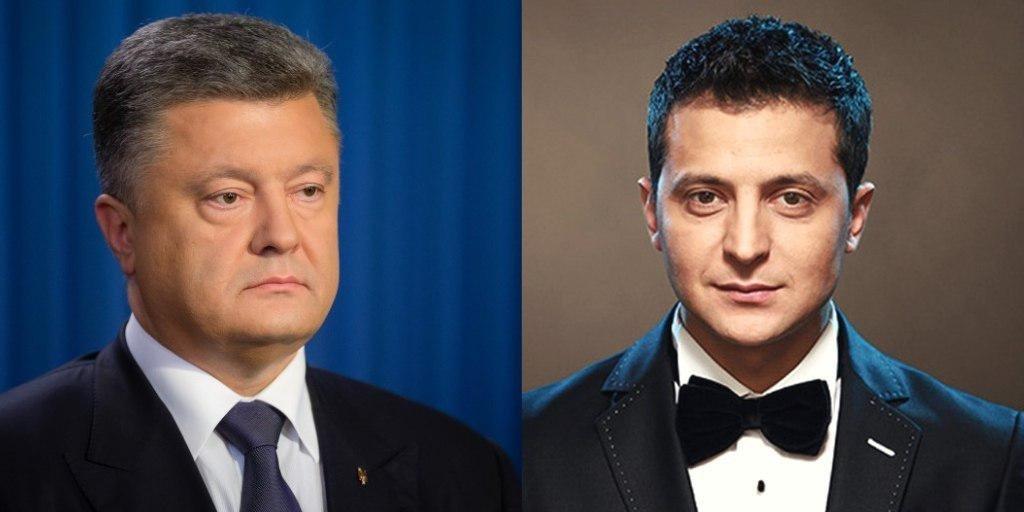 Выборы-2019: Порошенко сделал интересное предложение Зеленскому насчет дебатов