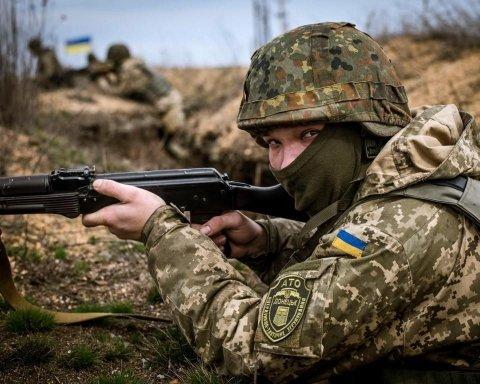 Бійці ЗСУ потужно відповіли на провокації ворога на Донбасі: окупанти рахують втрати