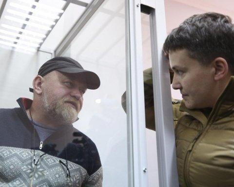 Надежду Савченко выпустили на свободу: опубликовано видео