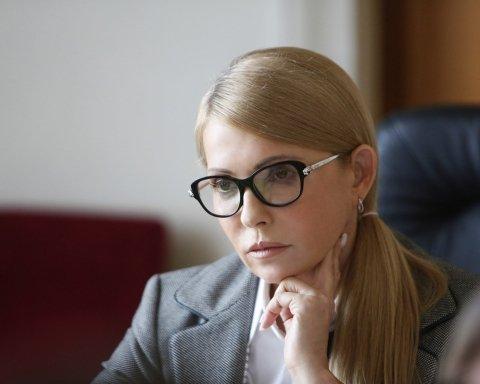 Тимошенко интересно обратилась к Порошенко и Зеленскому после скандала на «1+1″