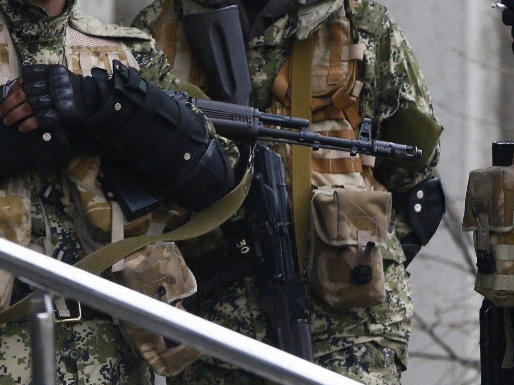 В сети показали, как боевики нарушают перемирие: показательное видео
